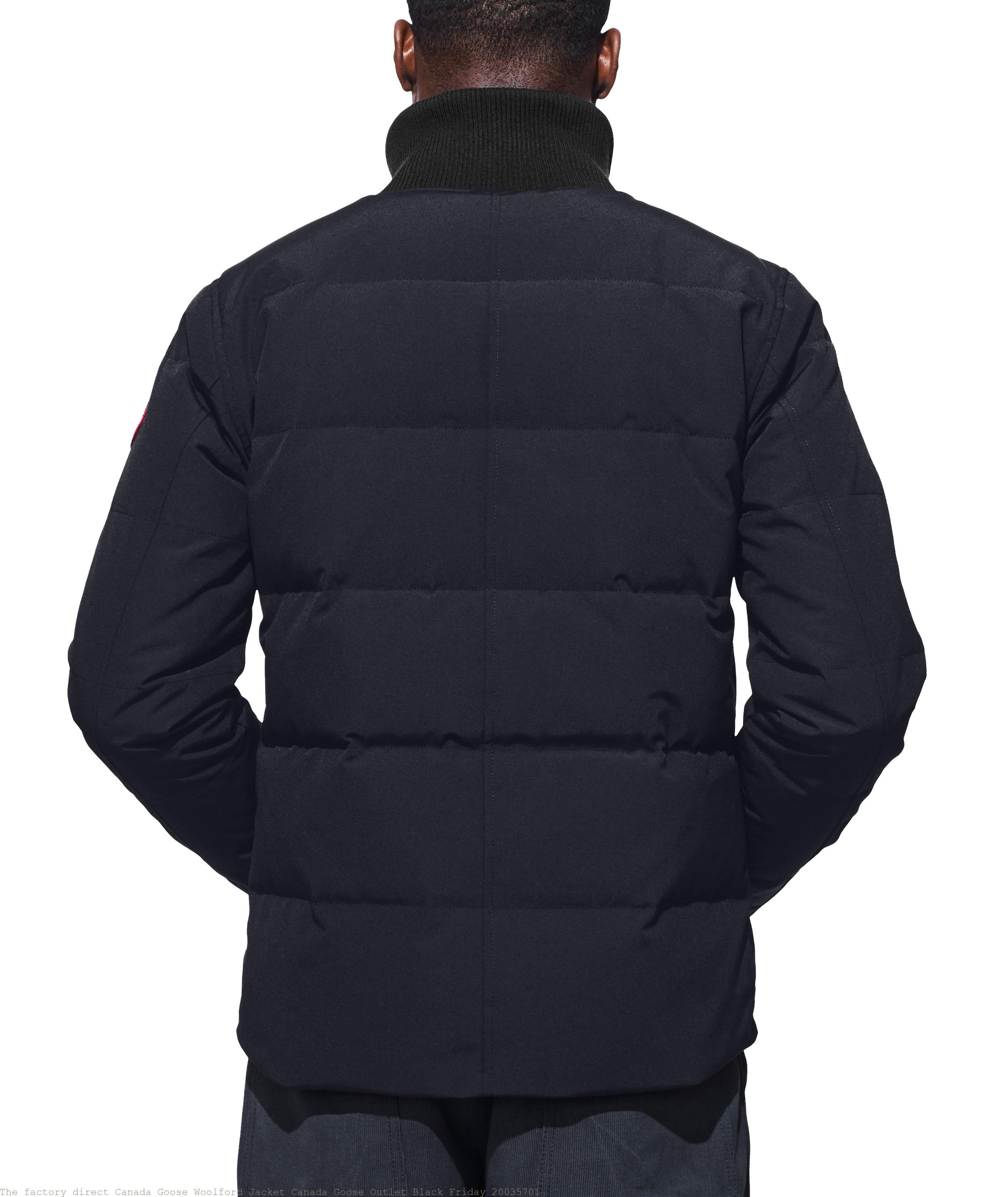 bcb9fb459af The factory direct Canada Goose Woolford Jacket Canada Goose Outlet Black  Friday 20035701 – Cheap Canada Goose® Outlet Sale – Black Canada Goose  Jacket