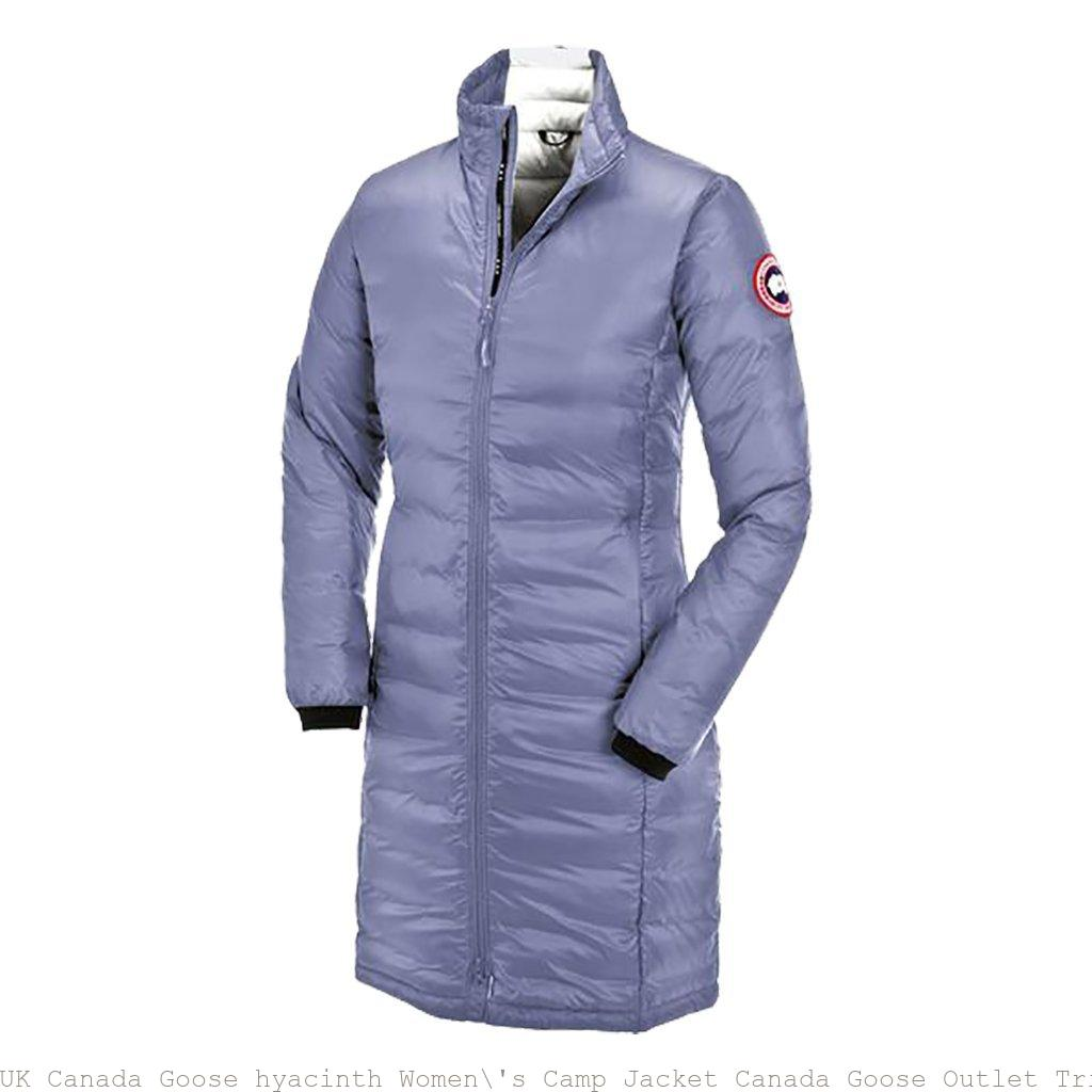 UK Canada Goose hyacinth Women  s Camp Jacket Canada Goose Outlet ... 3576d6e78